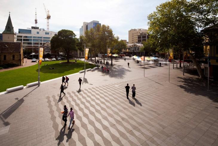 Centenary Square by JMD Design