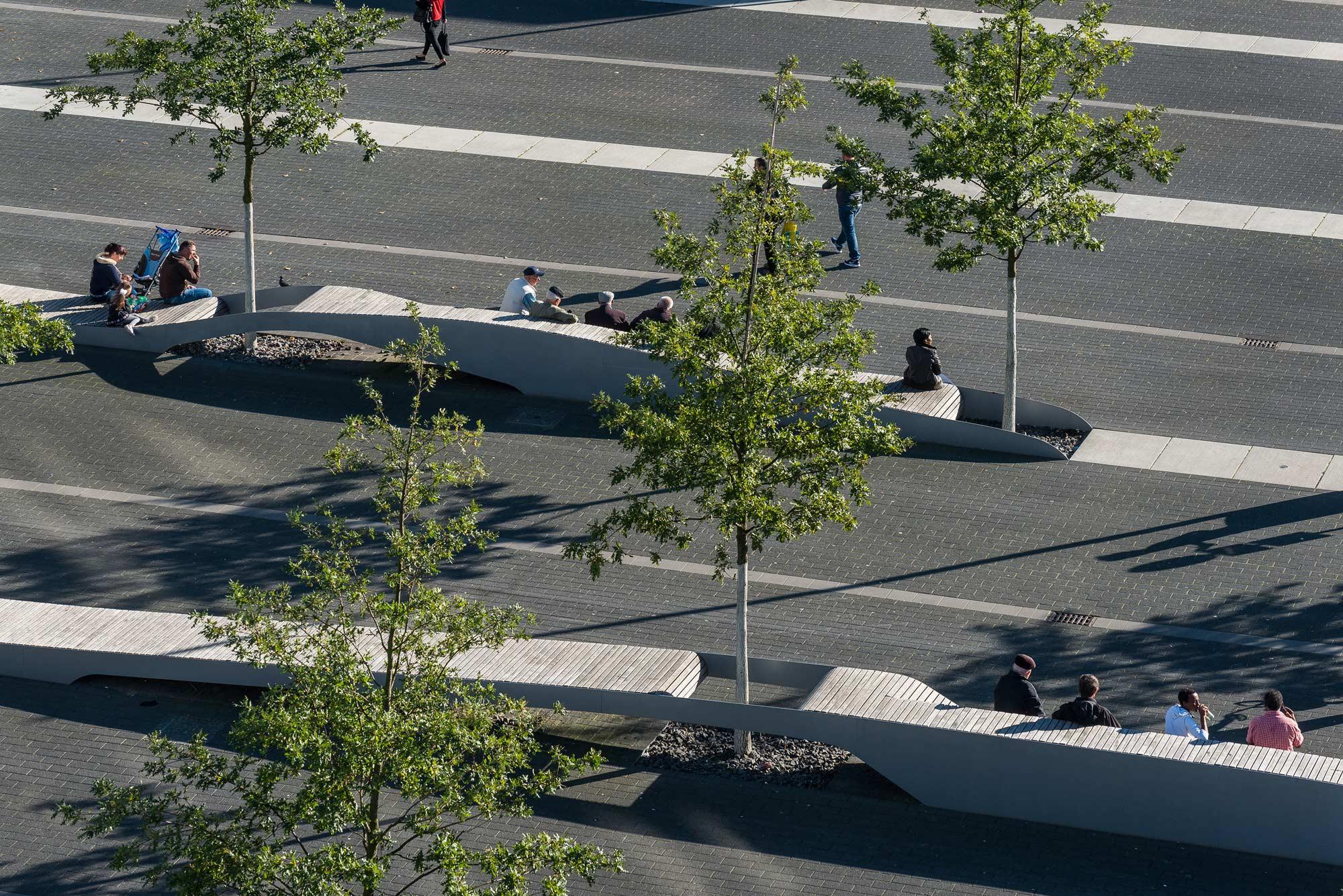 Anspruchsvoll Rmp Landschaftsarchitekten Galerie Von Berta Kröger Plaza By Relais