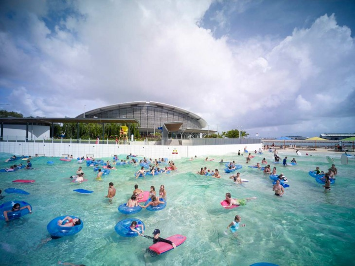 Darwin Waterfront, HASSELL. Photo: Brett Boardman