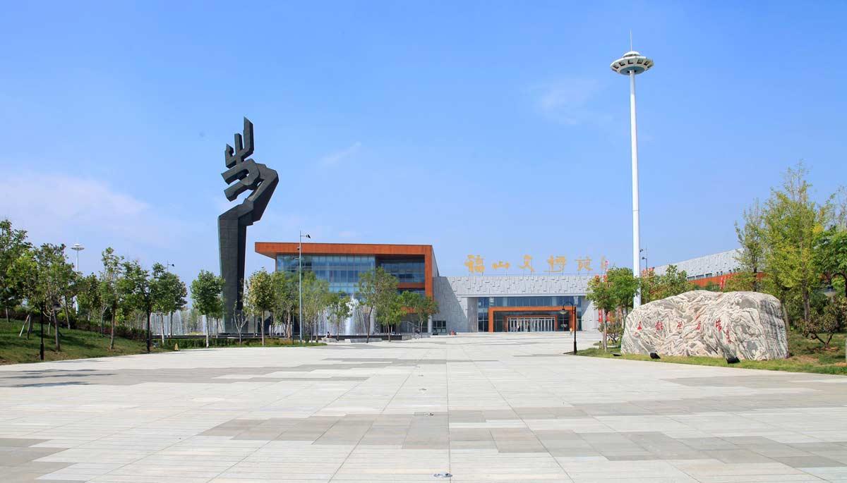 Qinglongshan cultural plaza by atelier dyjg « landscape