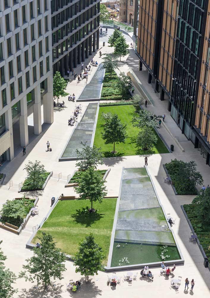 Pancras Square by Townshend Landscape Architects « Landscape ...