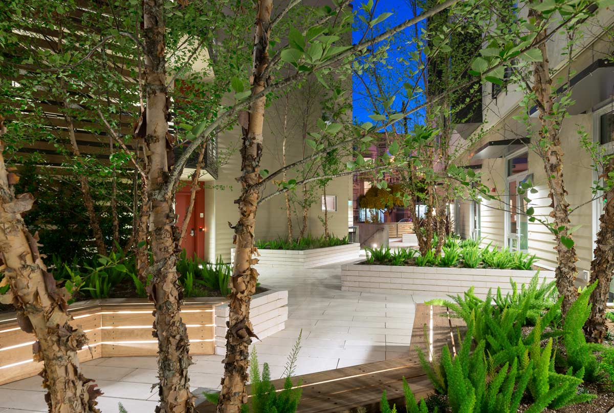 2175 Market Street by GLS Architecture « Landscape Architecture ...