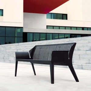 VANCOUVER bench and chair