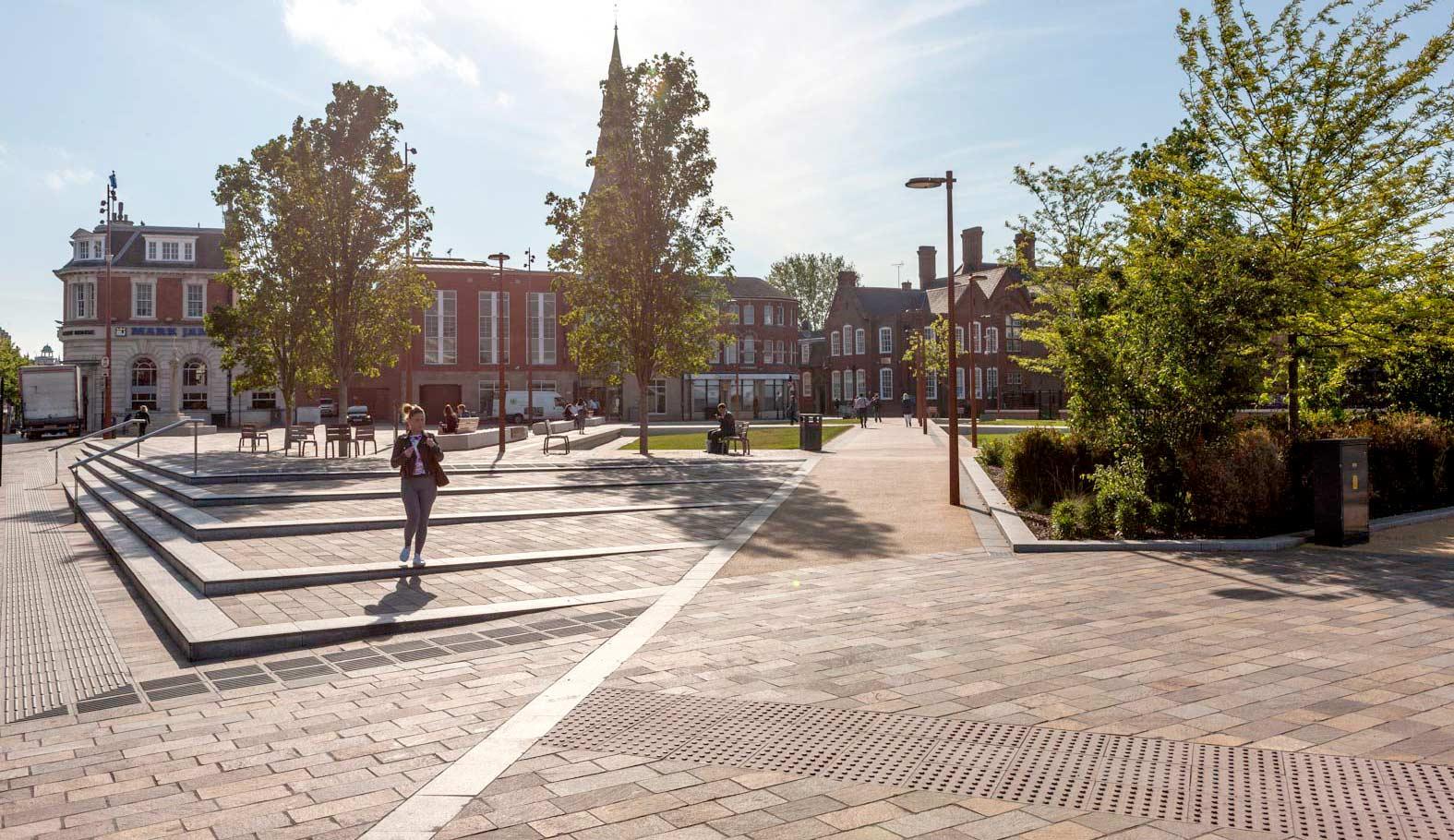 Jubilee Square Leicester Lda Design 00 Landscape