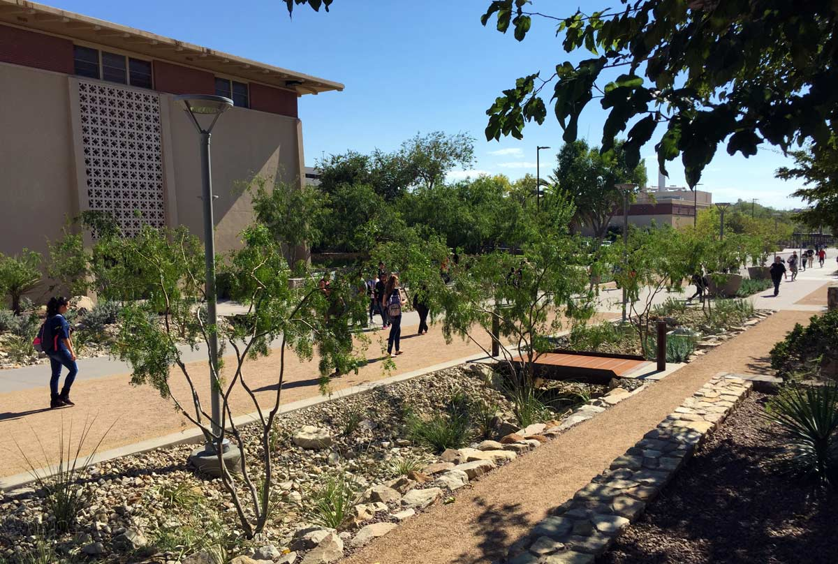Centennial Plaza By Ten Eyck Landscape Architects