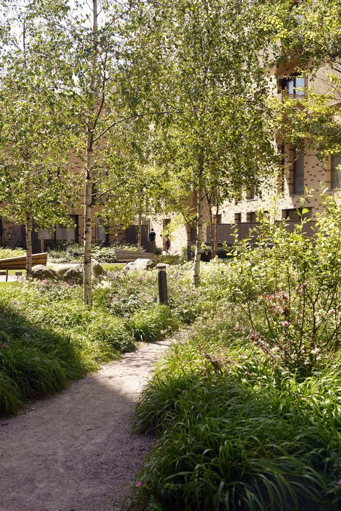 18 courtyard townshend landscape architects landscape