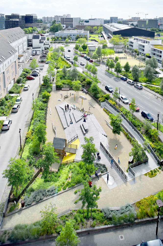 Architecte paysagiste nantes best la rgion de la ville de for Paysagiste nantes