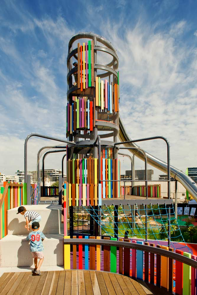 Wulaba Playground 08 171 Landscape Architecture Works