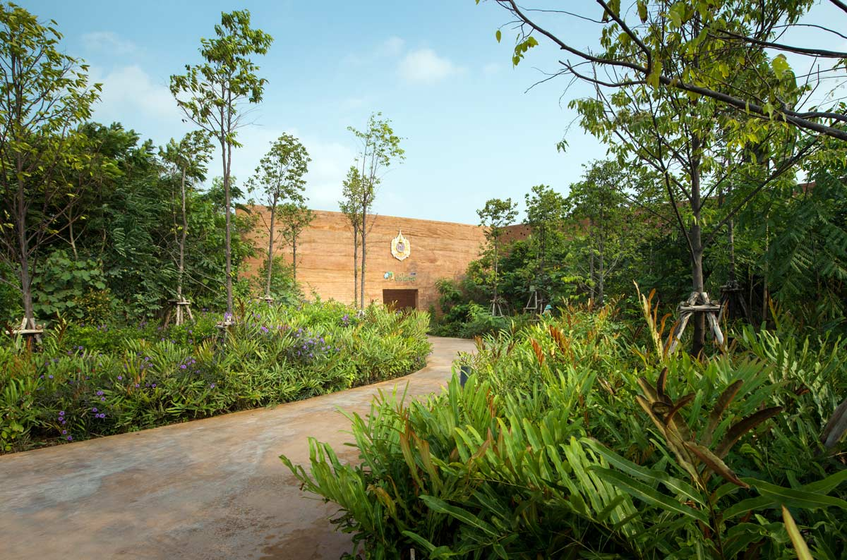 The Metro-Forest Project by LAB « Landscape Architecture Works ...