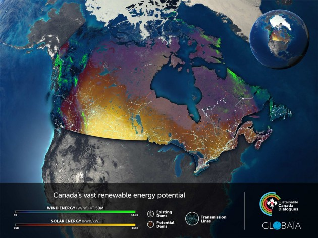 Canada-renewable-energy-potential