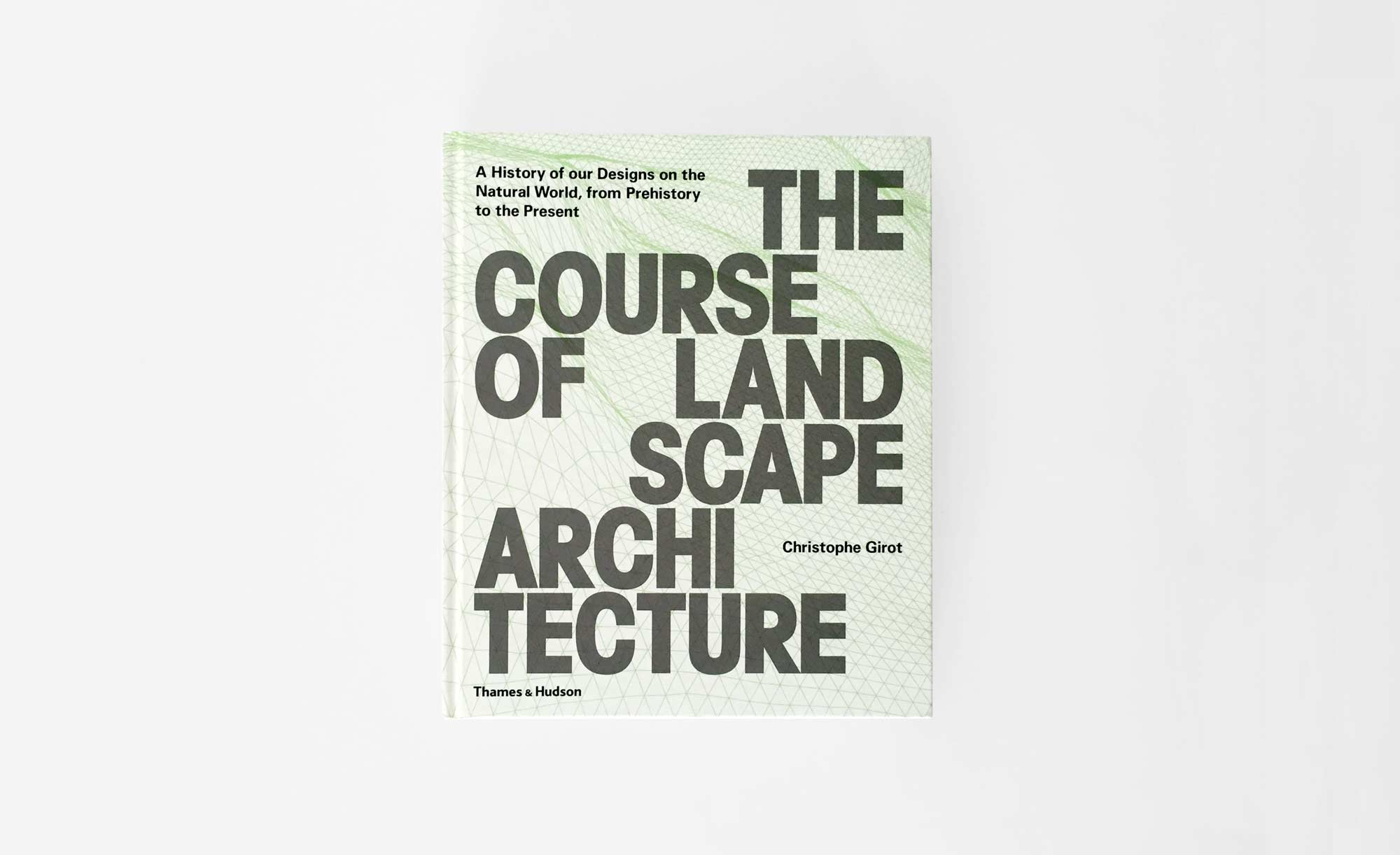 Girot's intent is to show that landscape architecture has a wider horizon and is broader in scope than the horizon of architecture. This is why he shows connections between various artefacts over the course of human culture ...