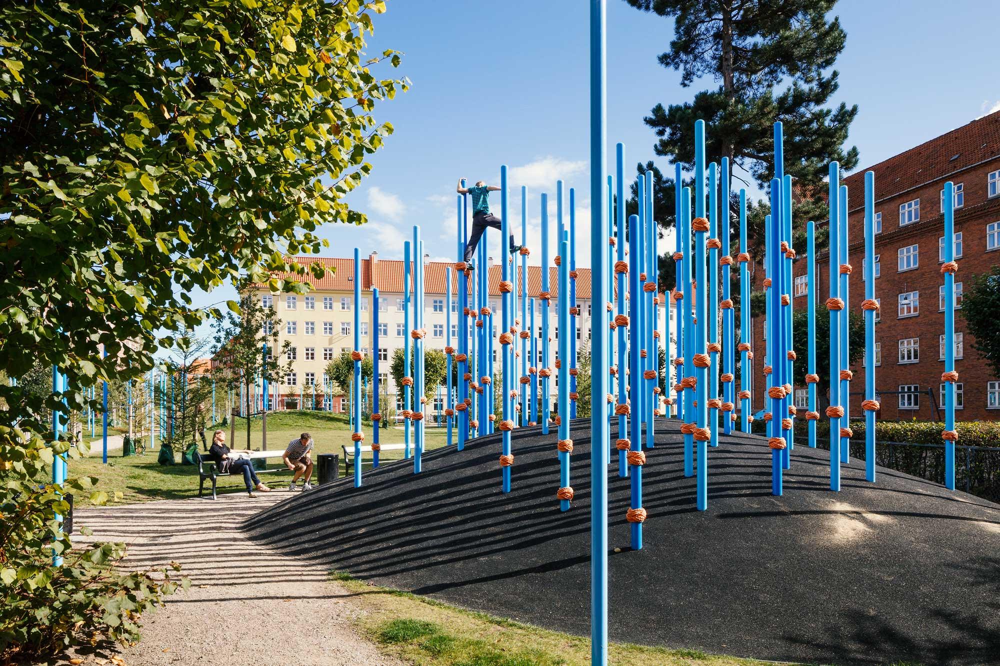 Guldbergs Plads By 11 Landskab U00ab Landscape Architecture Works | Landezine