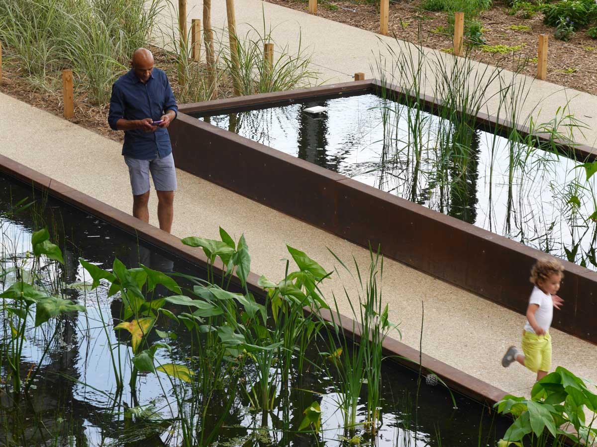 in situ paris rosa luxemburg garden 5 landscape architecture works landezine. Black Bedroom Furniture Sets. Home Design Ideas