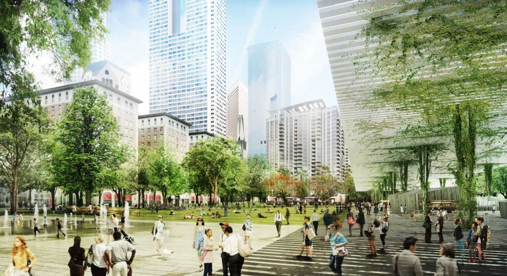 There is a paradigm shift in Los Angeles' public space, integrating the most contemporary social and cultural life with nature and the urban fabric.
