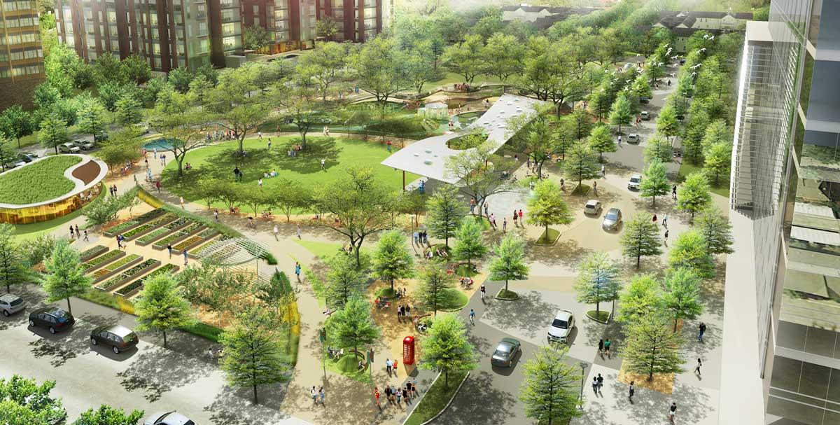 Office PROFILE: OJB LANDSCAPE ARCHITECTURE « Landscape Architecture ...