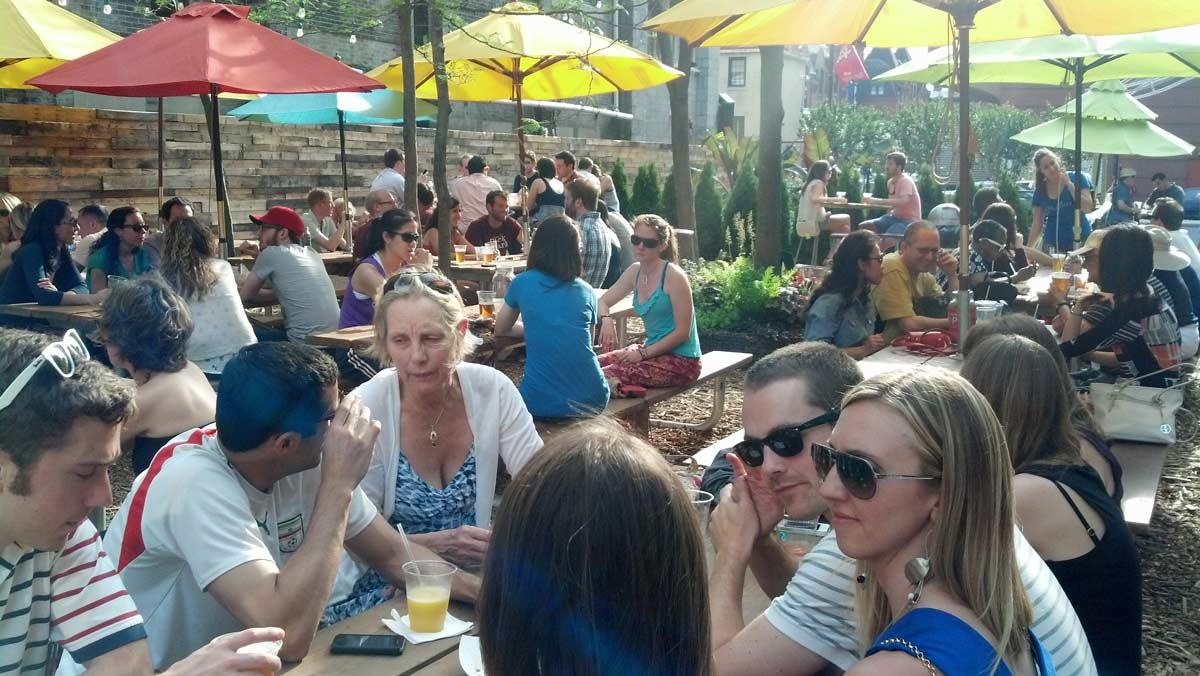Phs Pop Up Beer Garden 5 Landscape Architecture Works Landezine