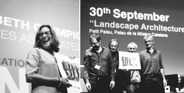 Hargreaves Associates' Queen Elizabeth Olympic Park in London won the Rosa Barba International Landscape Prize at the International Biennial of Landscape Architecture in Barcelona on the 30th of September 2016 …