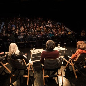 Discussion, audience