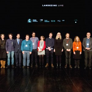 The first LILA Landezine International Landscape Award was presented on January 20th to EMF - Estudi Marti Franch. 200 guests were welcomed to Landezine Live event with lectures by Antje Stokman, Jenny B. Osuldsen, Ana Kučan and others.