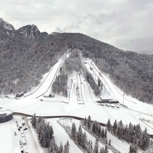 Nordic Ski Center Planica