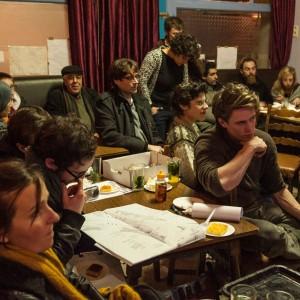 November 2013: Meetings among artists and local actors at Momo's Place