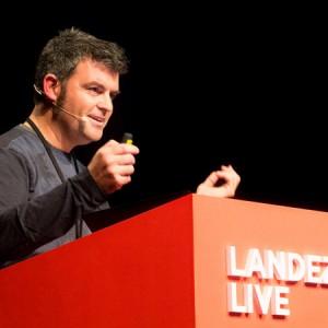 Martí Franch, LILA winner 2016, EMF