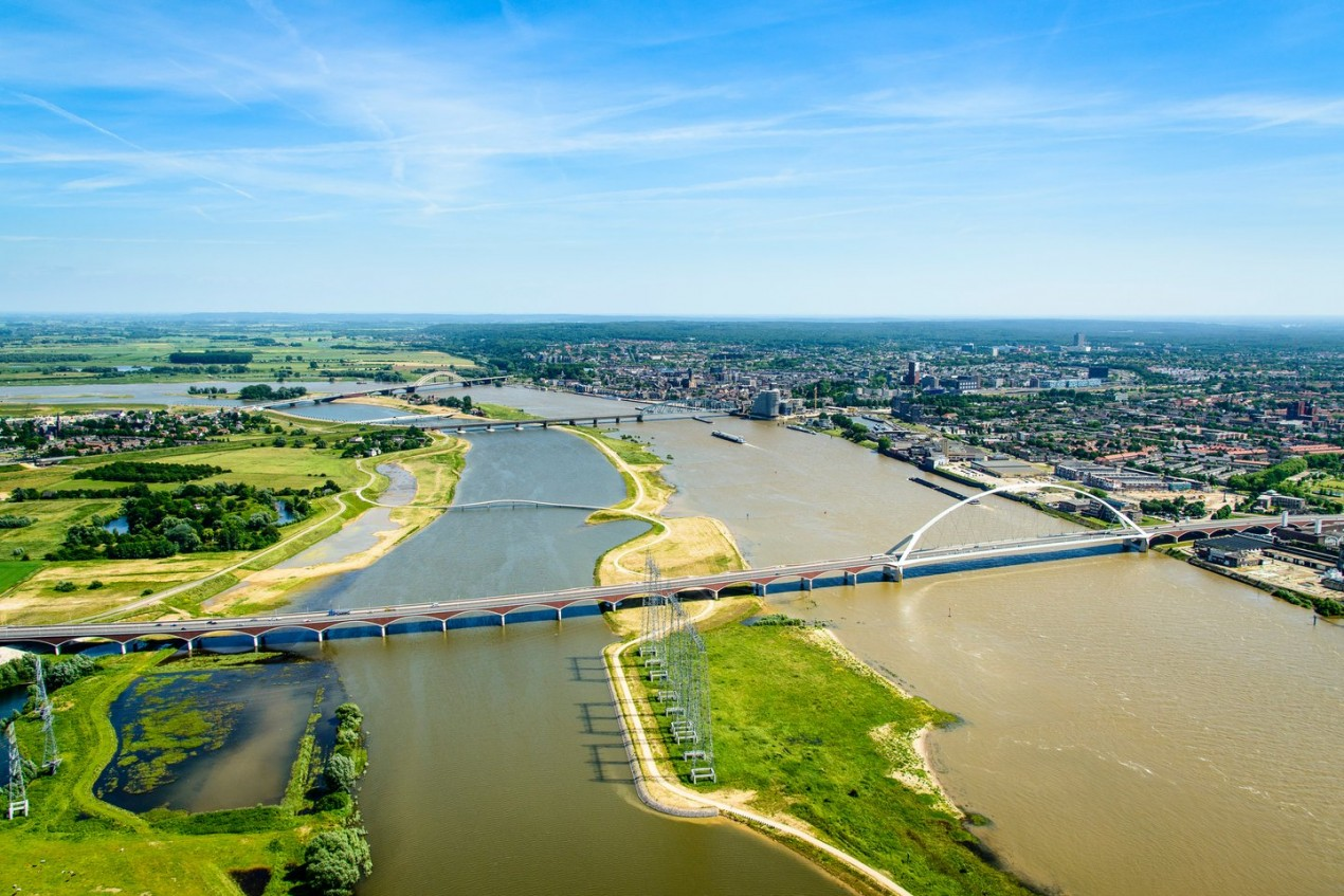 Room for the River Nijmegen 1 photo- Siebe Swart