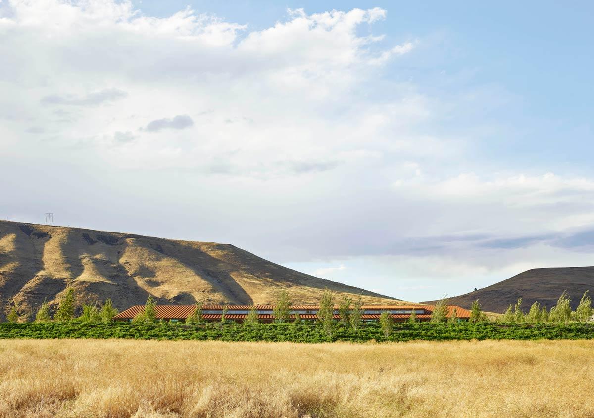 Washington fruit & produce headquarters yakima by berger