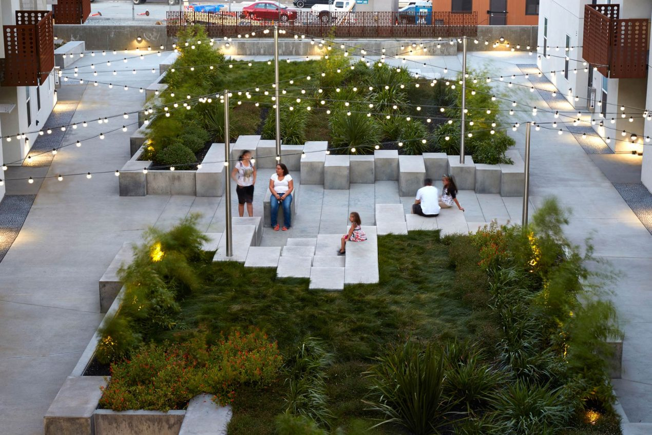 Rivermark By Fletcher Studio 171 Landscape Architecture