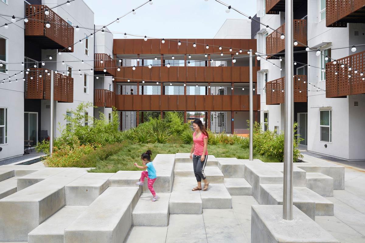 Rivermark By Fletcher Studio Landscape Architecture Works Landezine