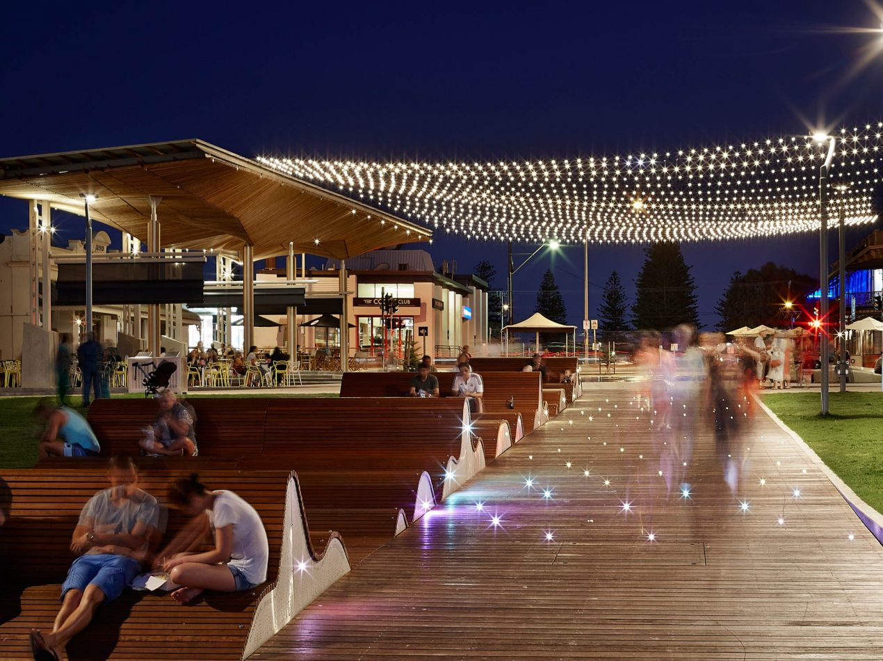 Henley square by tcl troppo architects landscape for Tcl landscape architects adelaide