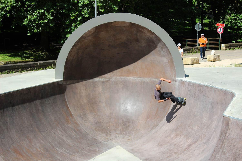 5ba1be5e8e The skatepark is fully polyvalent