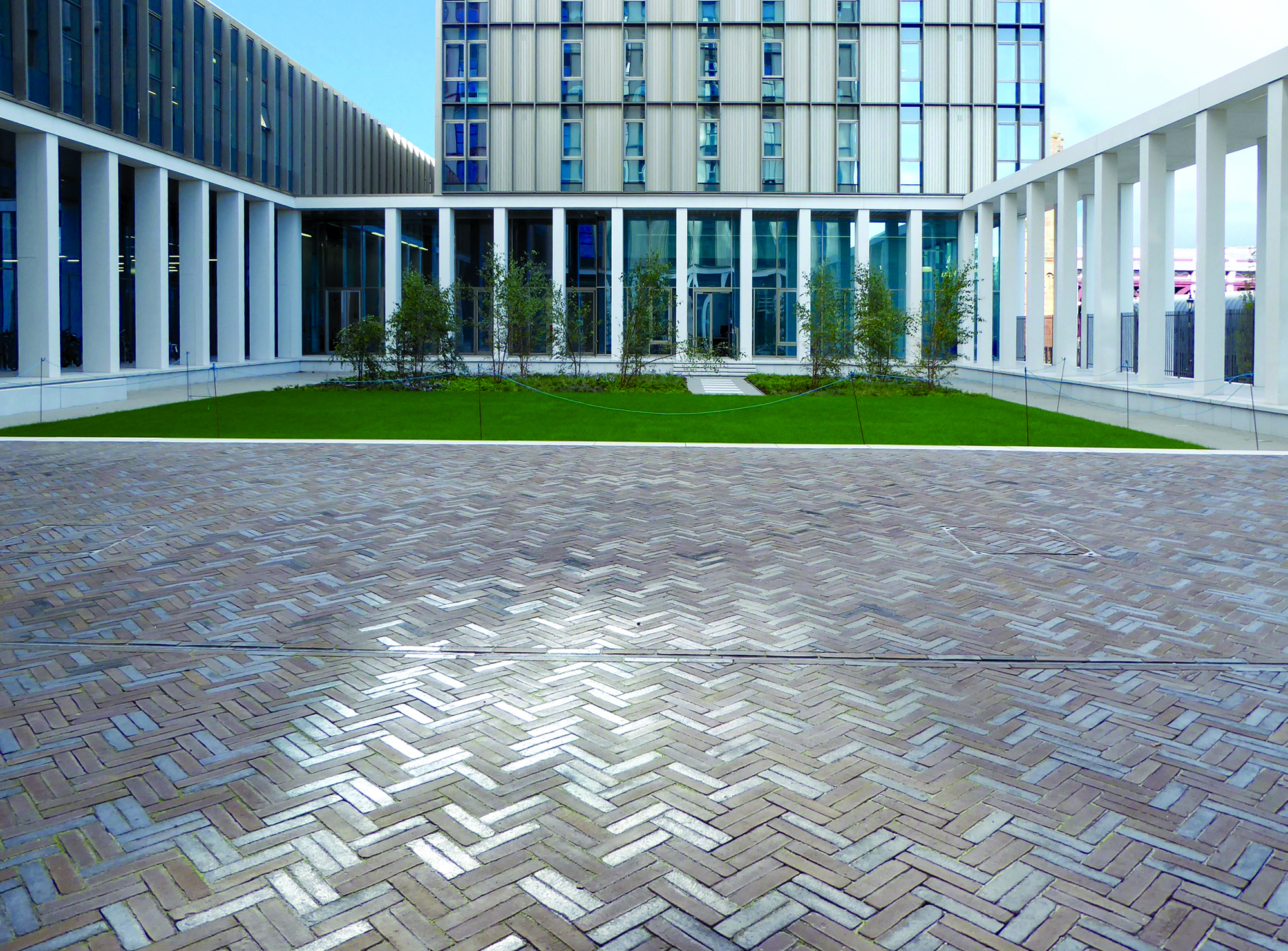 City of Glasgow College by Rankinfraser Landscape ...