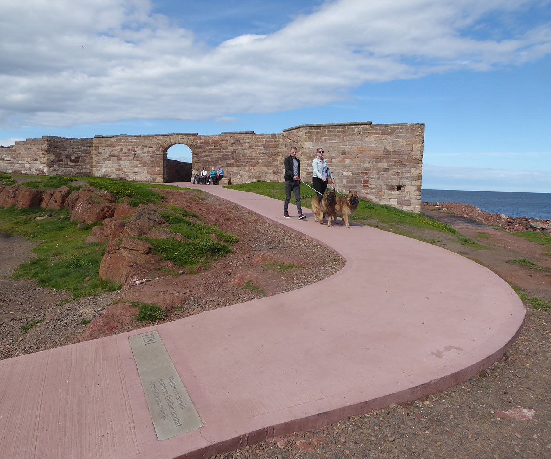 Landscape Architects: The Dunbar Battery By Rankinfraser « Landscape