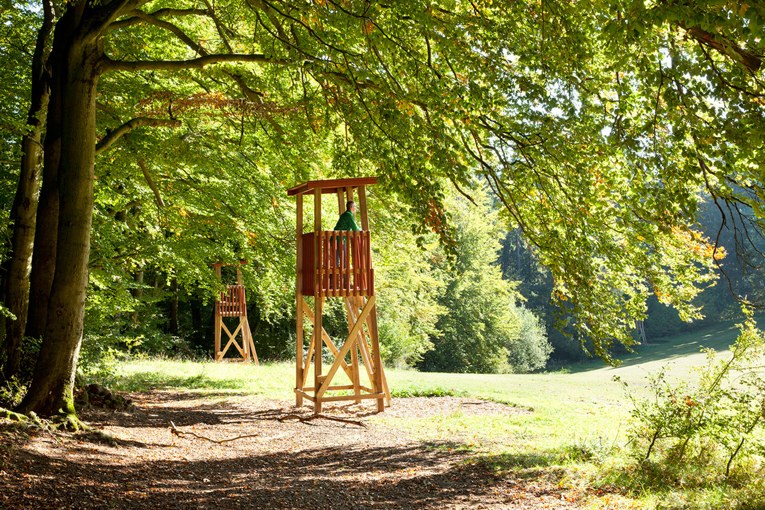 The landscape therapeutic park in brilon by planergruppe
