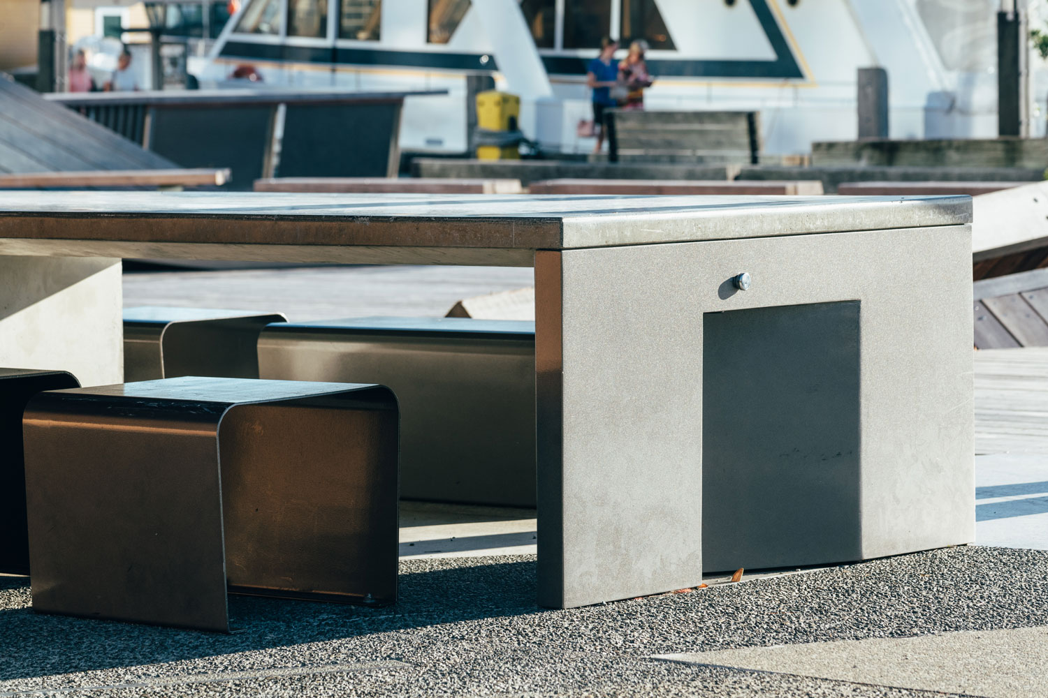Kumutoto | Wellington Waterfront by ISTHMUS « Landscape Architecture