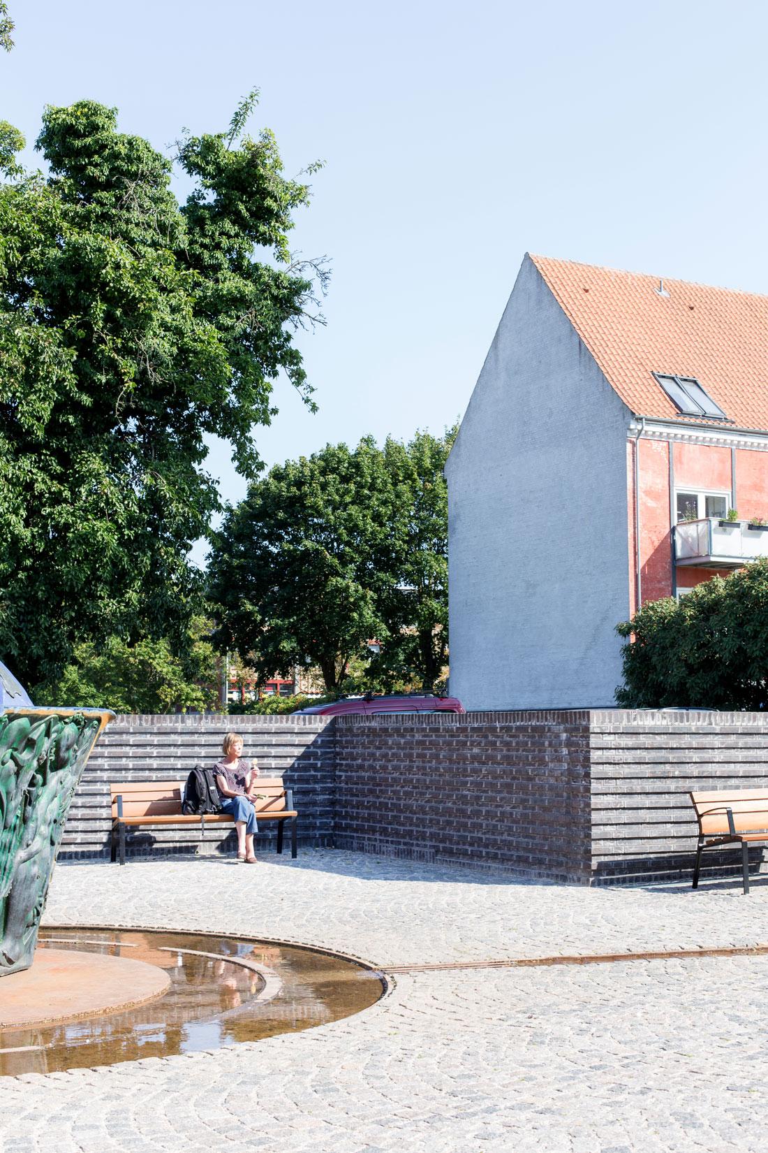 Sct  Olai Square by MASU Planning « Landscape Architecture Platform