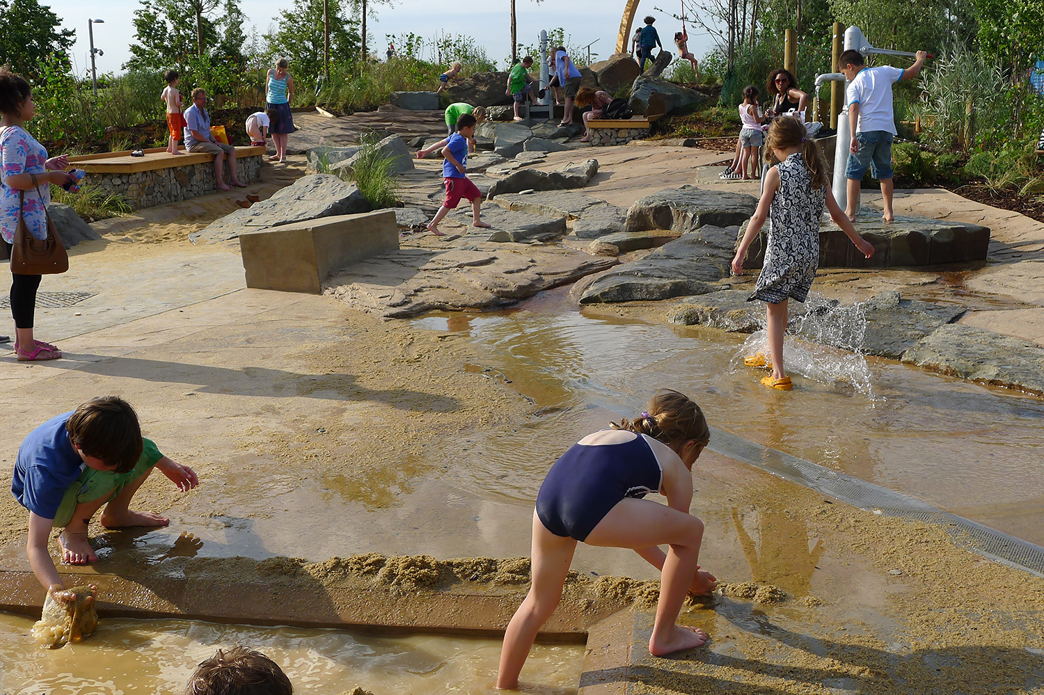 Tumbling Bay Playground by LUC « Landscape Architecture