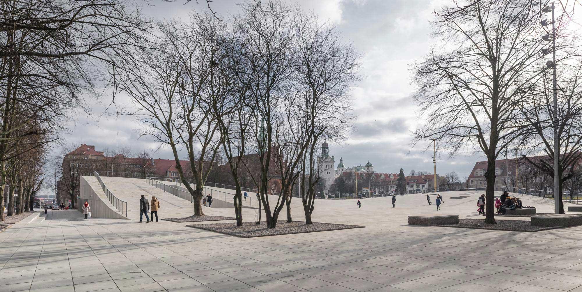 Nowość National Museum In Szczecin – Dialogue Centre Przełomy by KWK OK28